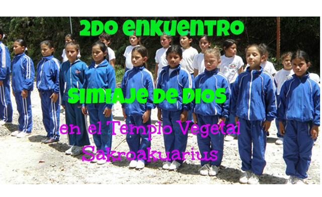 2do. Enkuentro de Simiaje de DIOS