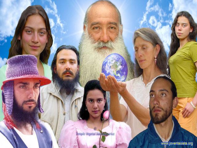 UNA HISTORIA INOLVIDABLE  vivencia con los Venerables maestros, escrita por la SIMIAJE DE DIOS