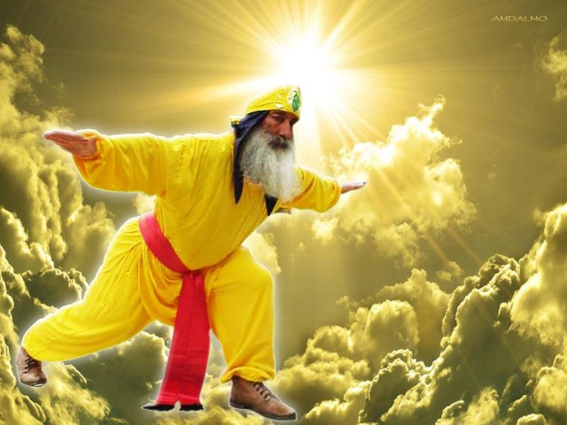 milagros del Venerable Maestro
