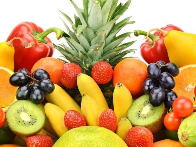 Klase de Hevreo Las Frutas