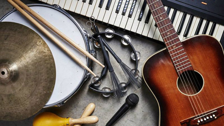 Clases de Hebreo Instrumentos Musicales